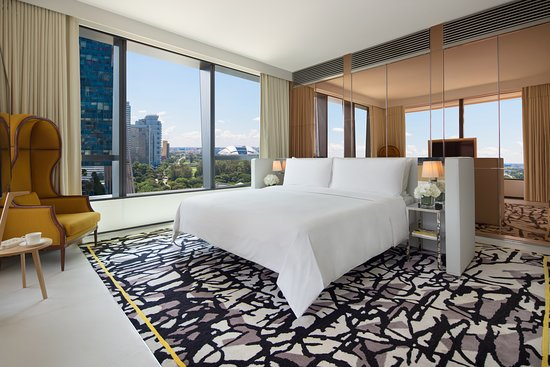 Premier Suite, Bedroom