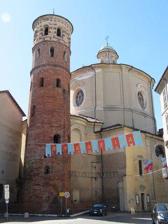 Striking tower