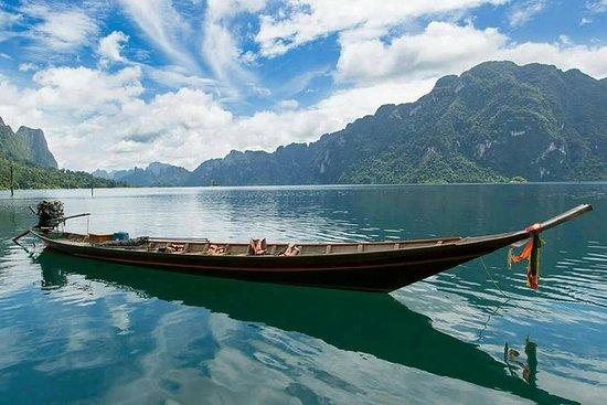 3天2夜Khao Sok享受劃獨木舟的輕鬆徒步旅行