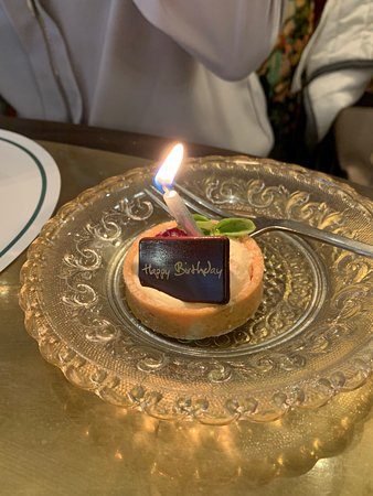 from the staff at The Ivy