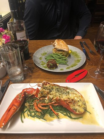 Lobster Thermadore