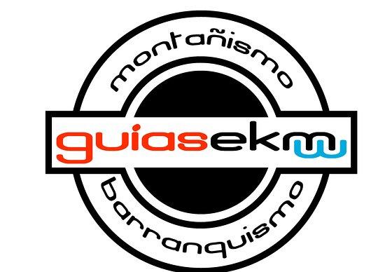 Aínsa, España: Logo EKM