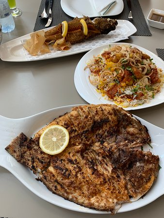 Twina Seafood Restaurant Jeddah Menu
