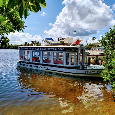 Old Florida Boat Tour