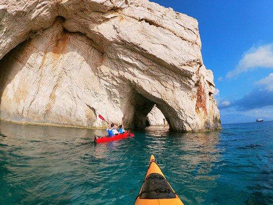 Adventure Zone: Blue Caves Zakynthos