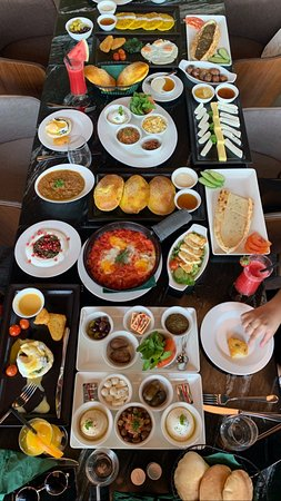 Breakfast Sharing Meal