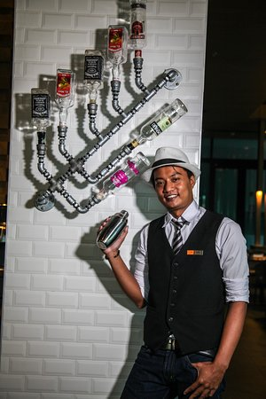 Our Bartenders ensure your drink will be a great one.