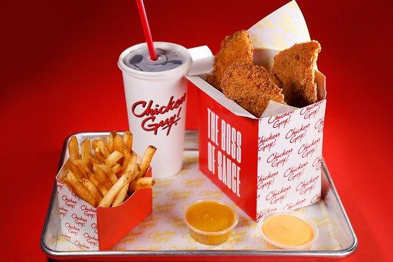 Chicken Guy Miami Menu Prices Restaurant Reviews Order