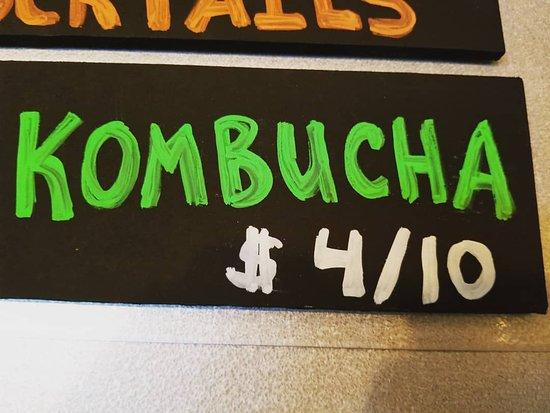 Cut Bank, Montana: Non alcoholic drinks