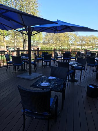 Oceanport, NJ: Outside Deck