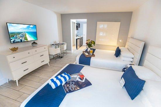 waterside retreats and suites hotel miami