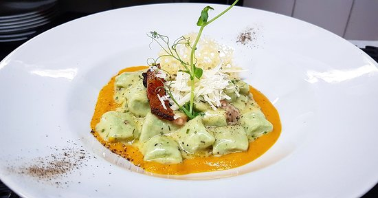 Homemade Ricotta & Spinach Gnocchi