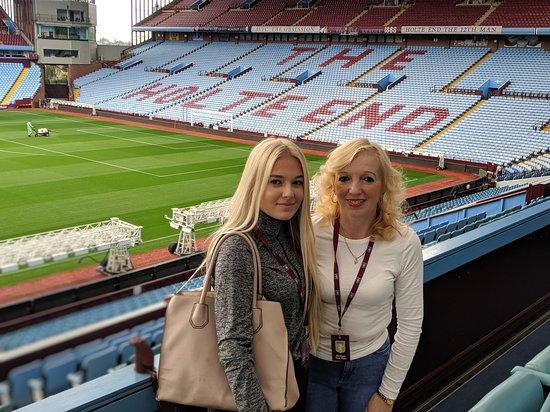 The Holte End Picture Of Villa Park Stadium Birmingham Tripadvisor