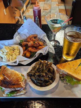 Comfort Zone Restaurant Lounge Hampton Menu Prices