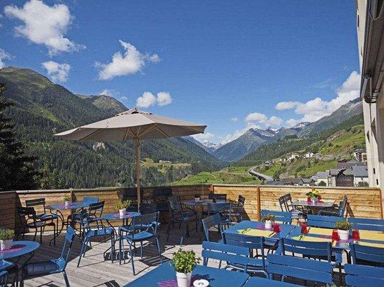 Ardez, Schweiz: Exterior view