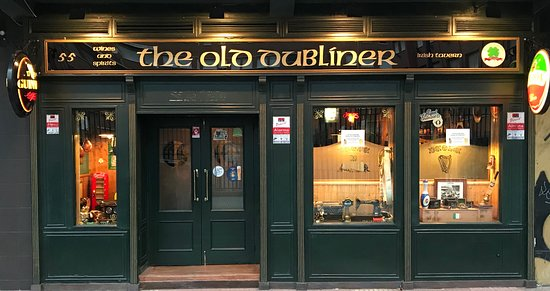 The Old Dubliner Irish Pub