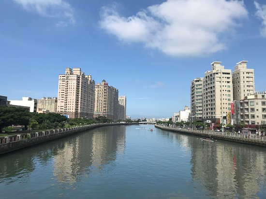 Anping Canal Park