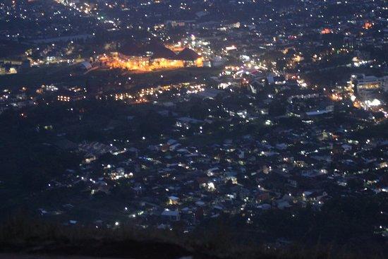 Paralayang Batu: Cahay yang paling teang itu adalah The Onsen