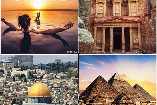 Jordan Excursions Tours