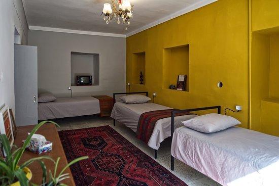 Marivan, Iran: Dorm Room