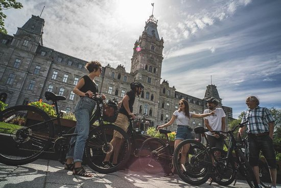 Fitz Quebec City Bike & Walking Tours