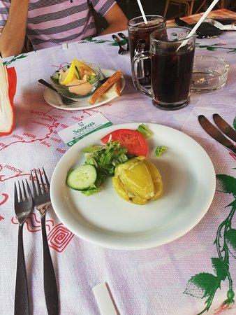 Wow! Il miglior pranzo a Kavos