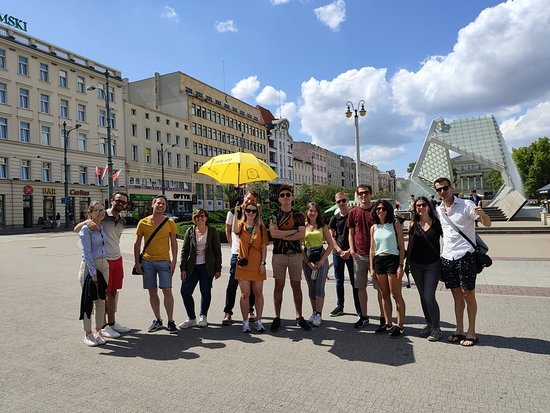 ‪Poznan Free Walking Tour‬
