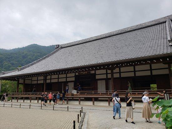 Tenryu-ji Temple Hojo