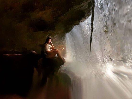 Ponte Alta do Bom Jesus, TO: Cachoeira dos Mineiros