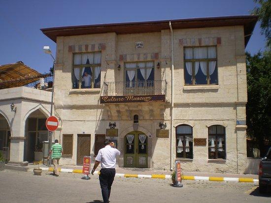 fachada del Culture Museum Restaurant
