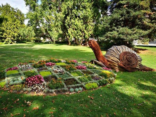 Tranquille Picture Of Jardin Botanique De Tours Tripadvisor