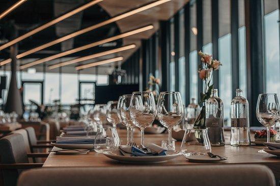 Tables in Puri Restaurant