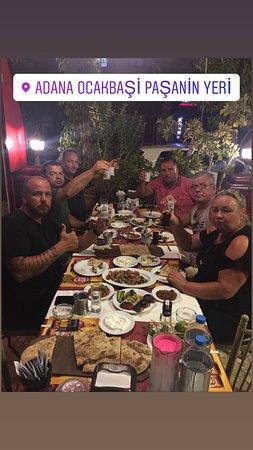Adana Ocakbasi Pasanin Yeri: #paşanınyeri #kebab #rakı #followme #manavgat #adana #happyhour #bira #pide #lahmacun #kaburga #pirzola #aile #friends #family #dance #restaurant #ocakbaşı #dinner #side #antikside #antiqueside #kumköy #evrenseki #raki #CatchyFlavor #novamall #kebabhouse #şaşlik #lülekebab