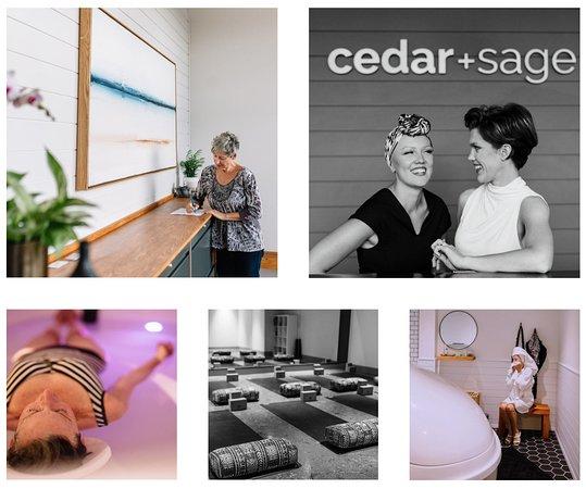 Cedar and Sage
