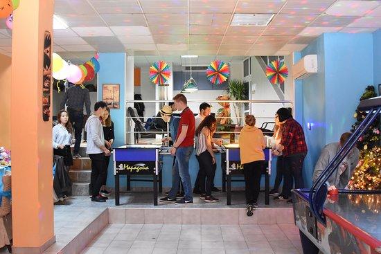 Dupnitsa, บัลแกเรีย: Table football competition