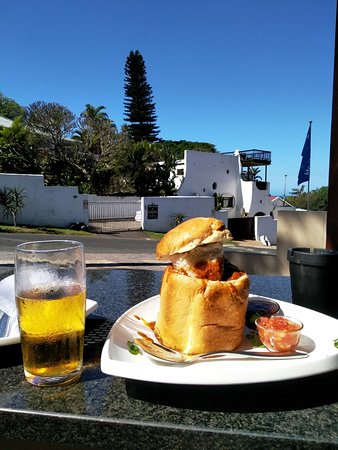 Best Bunny Chow in a long long time