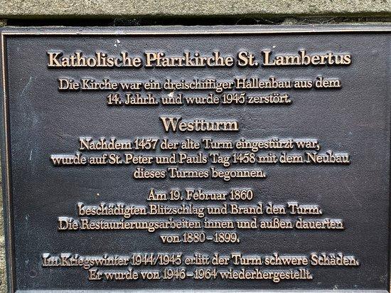 St. Lambertus Kirche