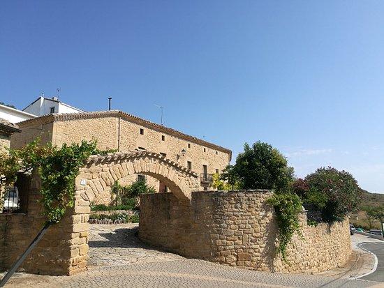 Villamayor de Monjardin, Spania: Desde la iglesia