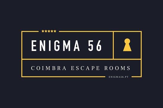 Enigma 56 – Coimbra Escape Rooms