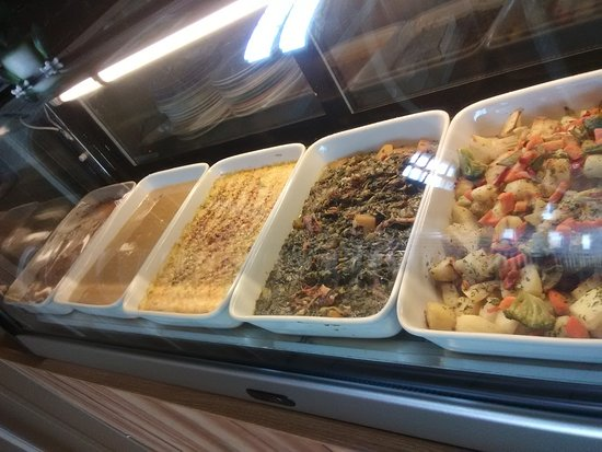 Brewton, AL: We offer a wide selection of down home cooking.