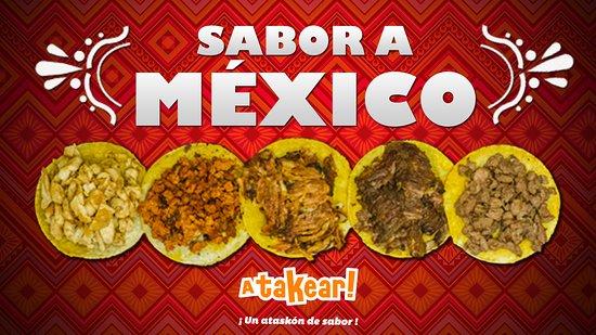 Corregidora, Mexico: Vive el mejor sabor de México con nosotros!!