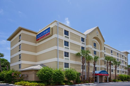 Candlewood Suites Ft. Lauderdale Air/Seaport Hotel