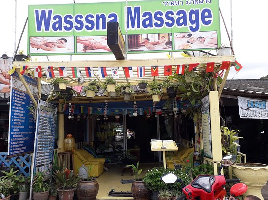 Wassana Massage