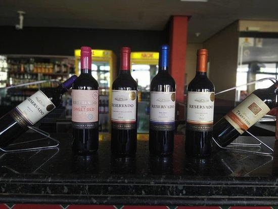 Irece: Vinhos