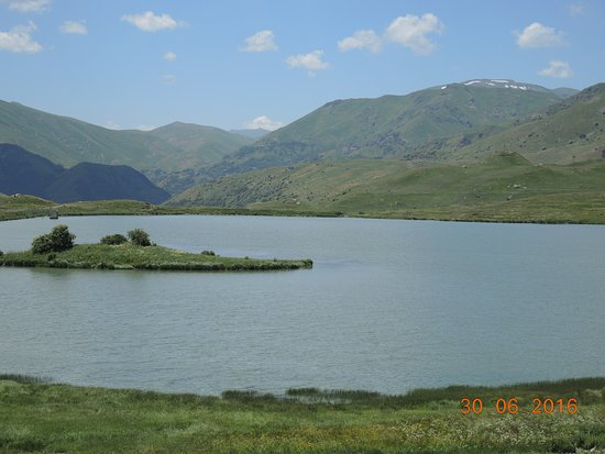 Nakhchivan Travel: Northeast of the capital city, spring in the highlands