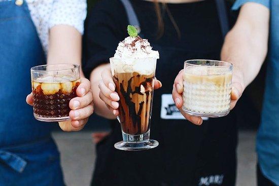Hosana Café: Ledové kávy našich baristů jsou vyhlášené široko daleko.