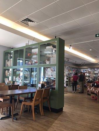 Mostyn, UK: The Cafe at Abakhan