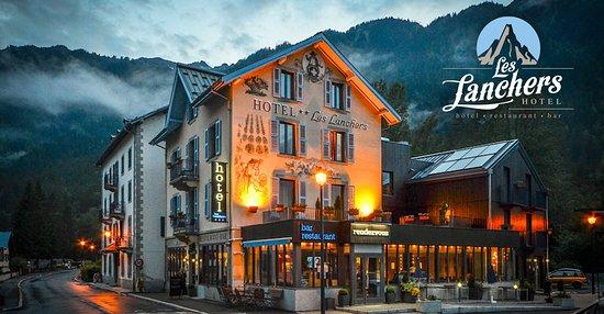 Les Lanchers, Hotel-Bar-Restaurant, hôtels à Chamonix