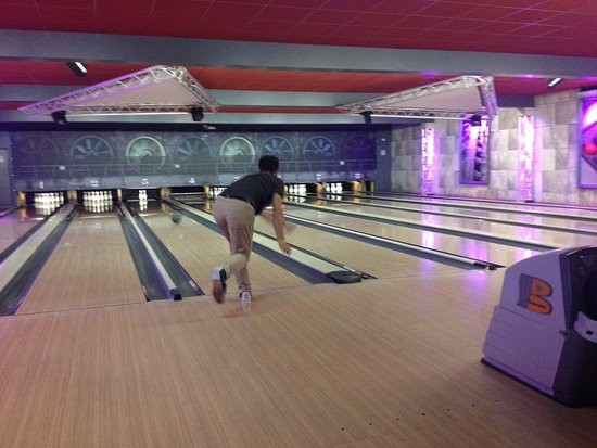 bowling Rusheuvel