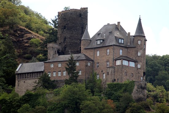 هيس, ألمانيا: Burg Katz